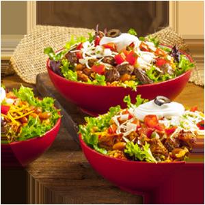 Salads & Bowls Image
