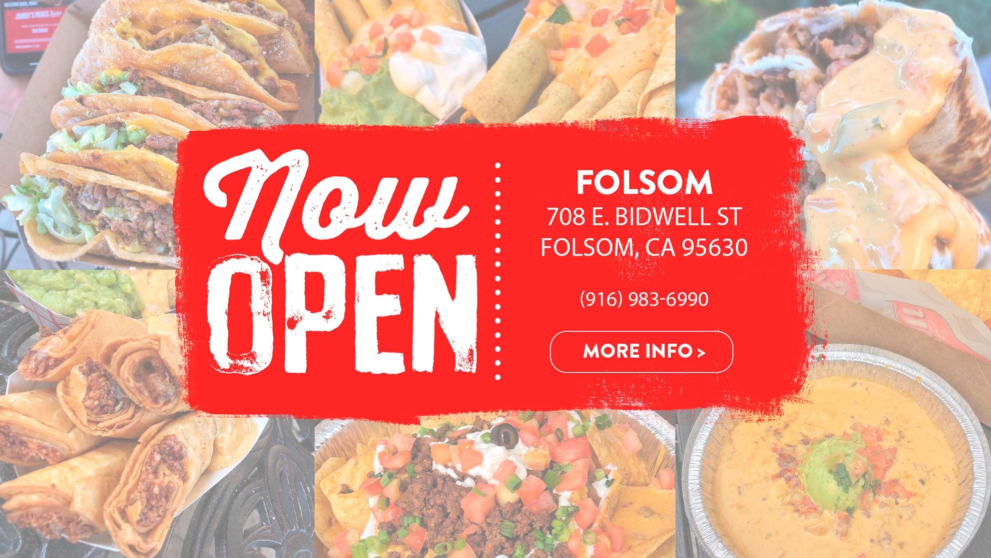 Folsom Location Promo Slider