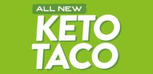 Keto Diet Taco